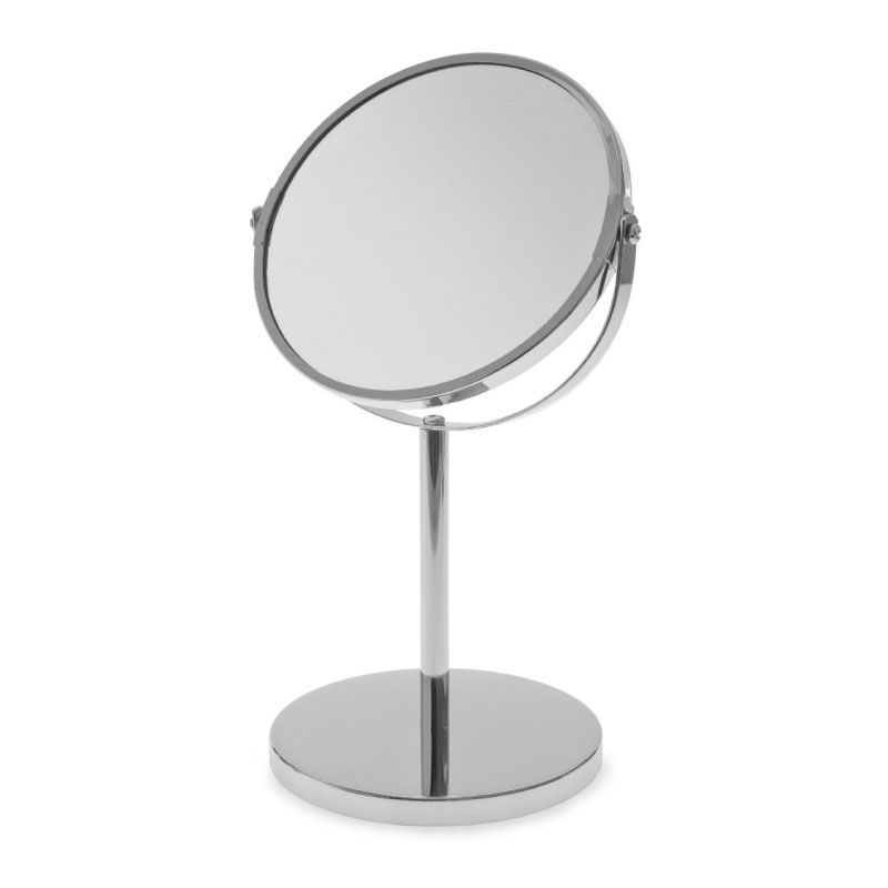 Blue Canyon 17cm Round Personal Magnifying Mirror