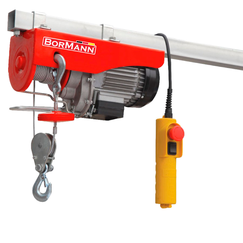 Bormann BPA4000 400kg 750W Electric Hoist