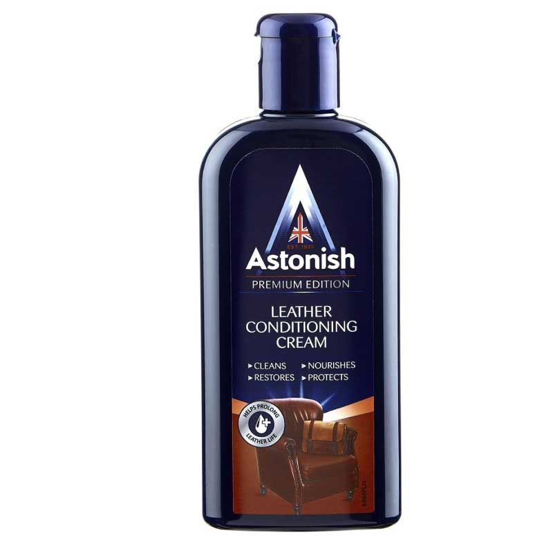 Astonish 250ml Premium Conditioning Cream Leather Cleaner
