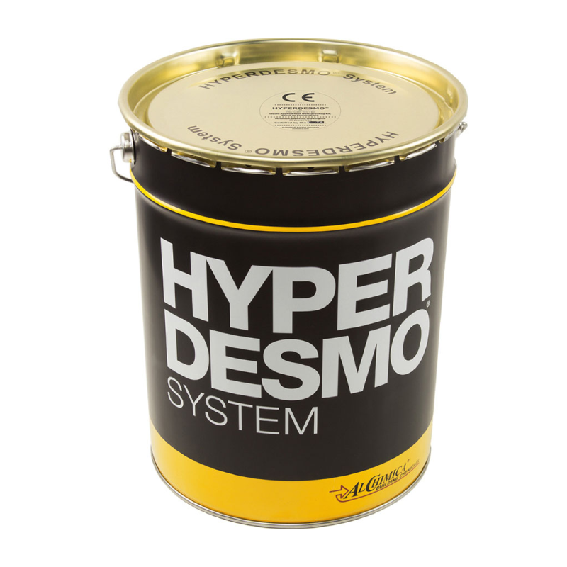 Alchimica Hyperdesmo Classic Damp Proof Paint White 25L