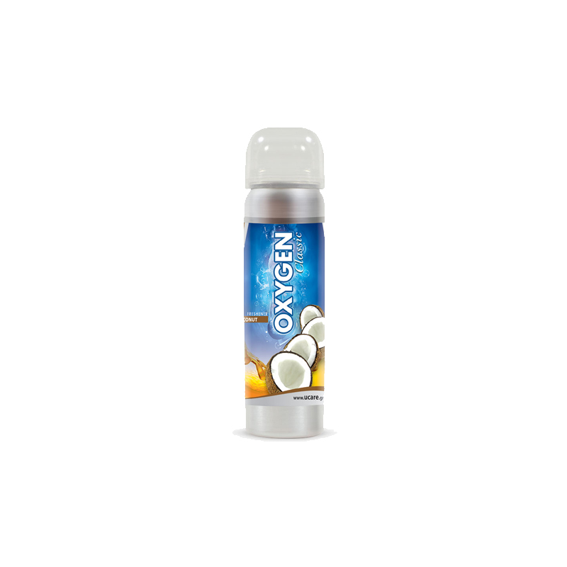 U Care Oxygen Coconut Spray Car Freshener