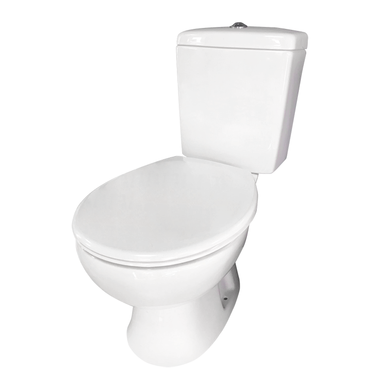 Rak Flora FLWC0002 Close-Coupled WC Toilet