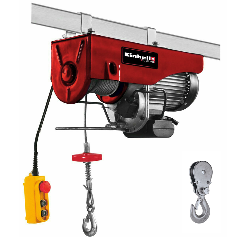 Einhell TC-EH 1000 Electric Hoist