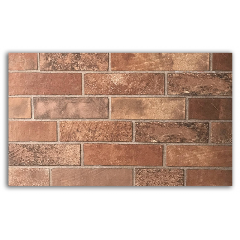 Brickwork Teja 33x55 Outdoor Wall Tile (Per m²)