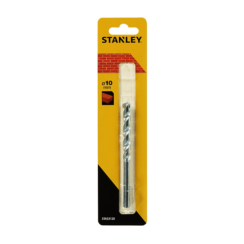 Stanley Masonry / Brickwork Drill Bit 10mm