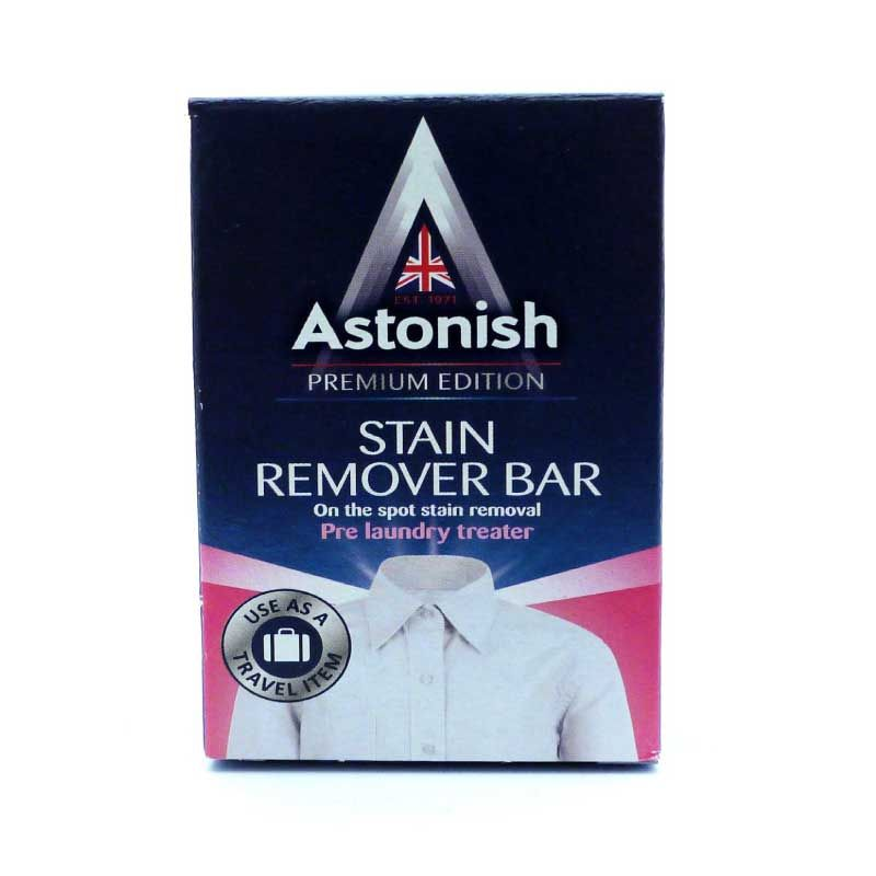 Astonish 75g Premium Bar Fabric Stain Remover