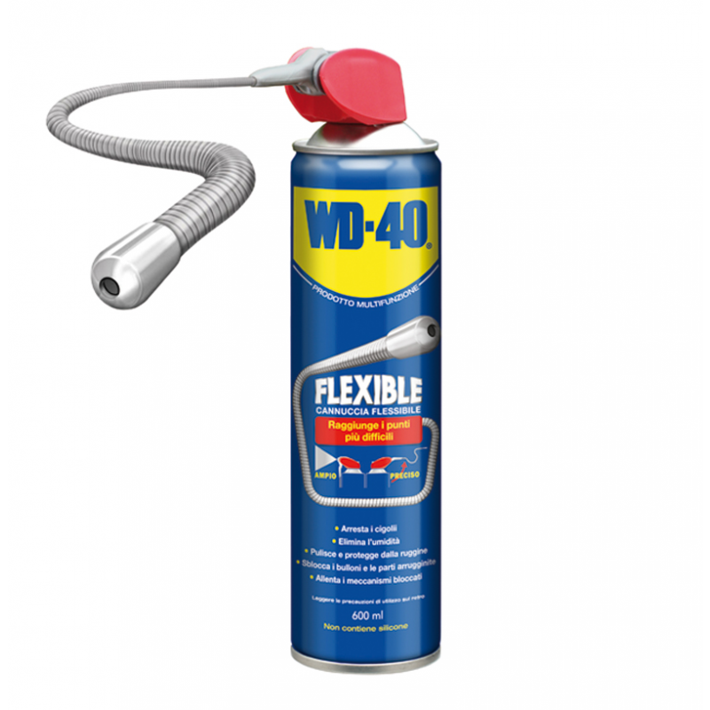 WD-40 Smart Flexible Aerosol Lubricant 600ml