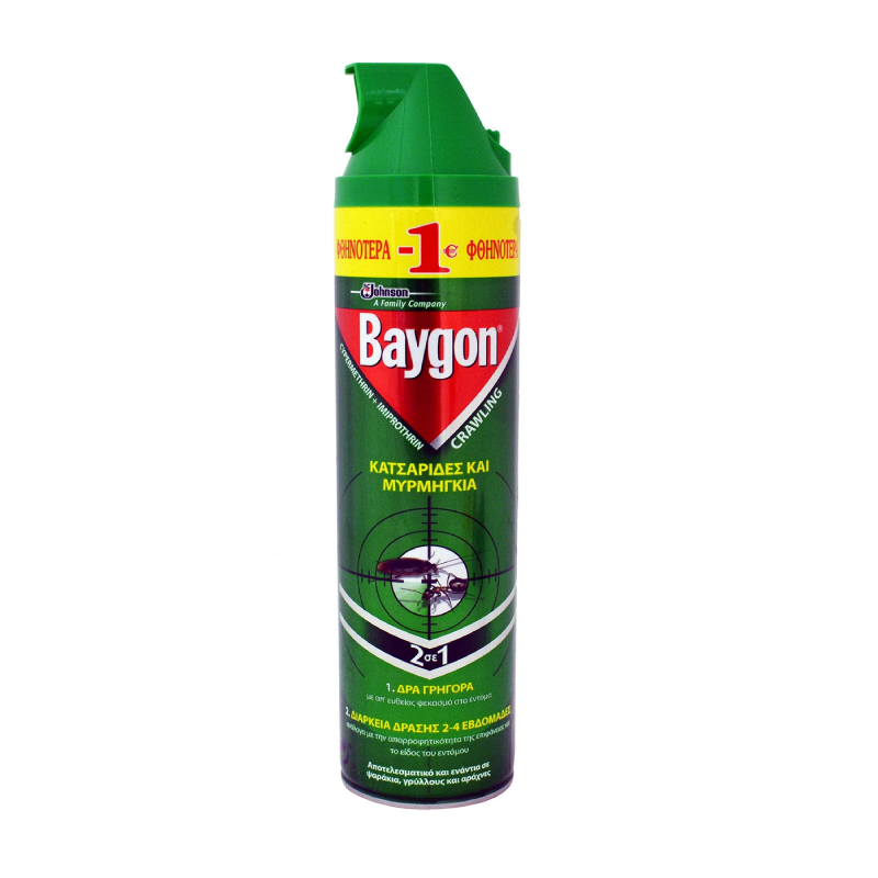 Baygon 400ml Insect Killer