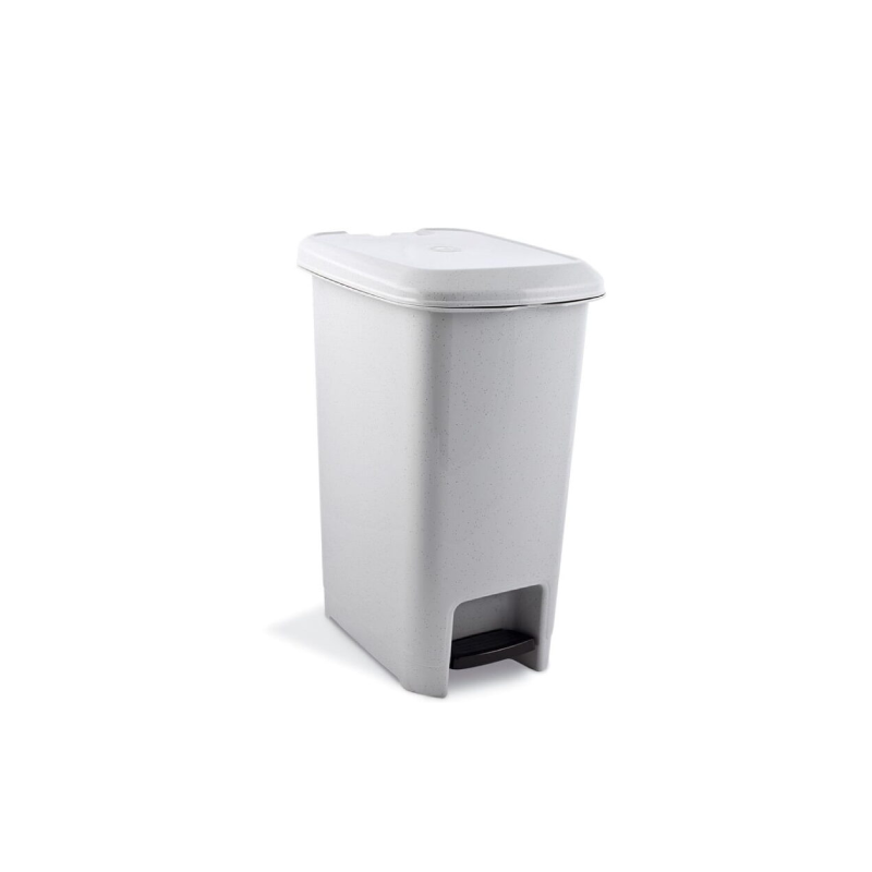 Slim 10L Plastic Kitchen Bin
