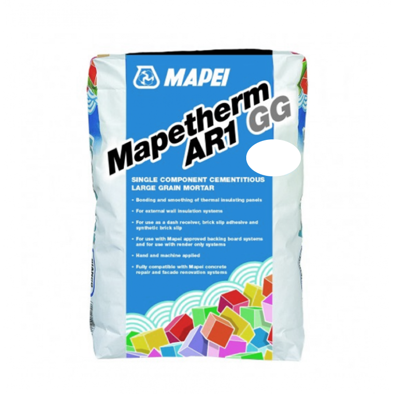Mapei Mapetherm AR1 GG White Insulation Boards Adhesive