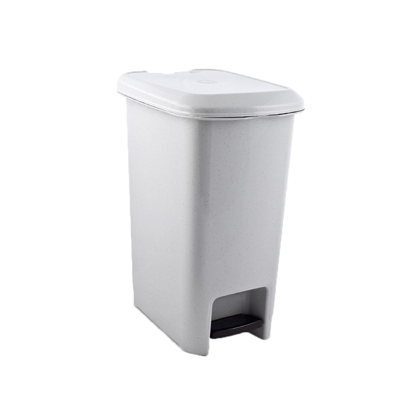 Slim 60L Plastic Kitchen Bin