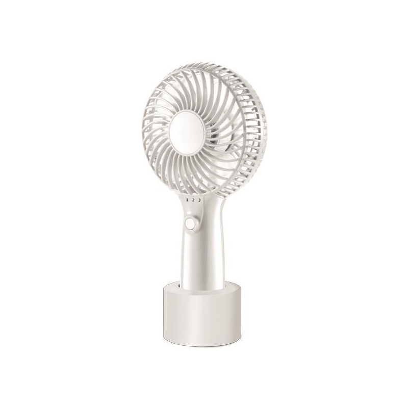 "Eurolamp 147-29077 4"" Rechargeable Personal Fan"