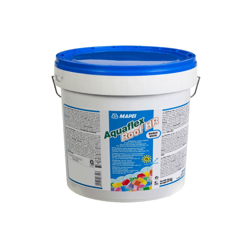 Mapei Aquaflex Roof HR Liquid Waterproofing 20L