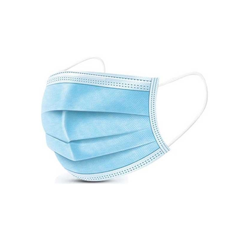 Unic Disposable Surgical Cloth 3Ply Face Mask (10PCS)