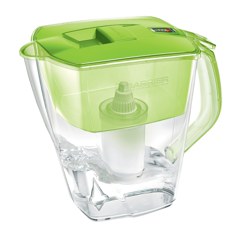 Barrier Water Jug with Filter 4.2Ltr