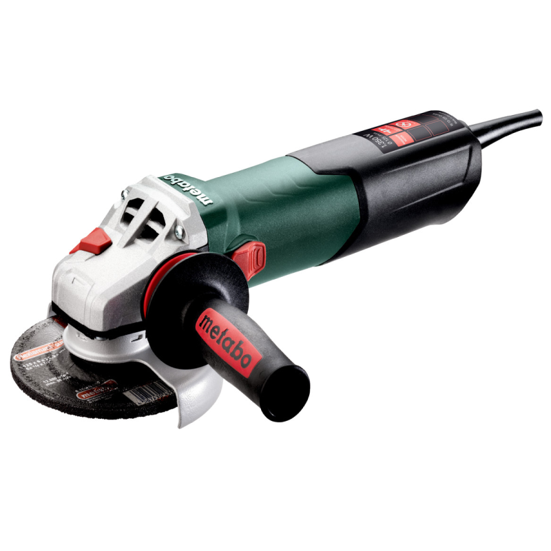 Metabo W13-125 (125MM / 1350W) Electric Angle Grinder