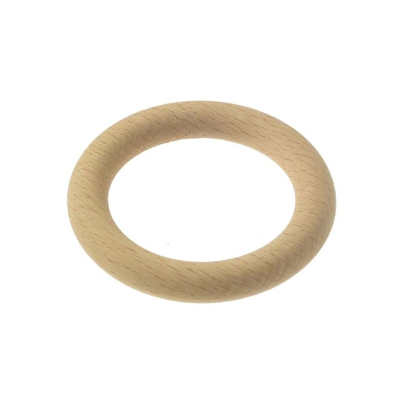 Curtain Pole Rings Nature 25-28mm