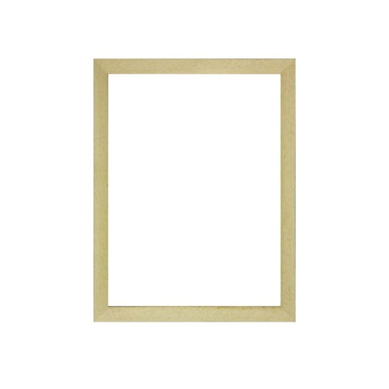 """Natural Nature Wood 7""""X9"""" Picture Frame"""
