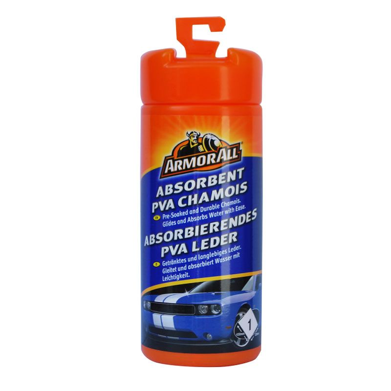 Armor All Absorent PVA Chamois Car Leather Cleaner
