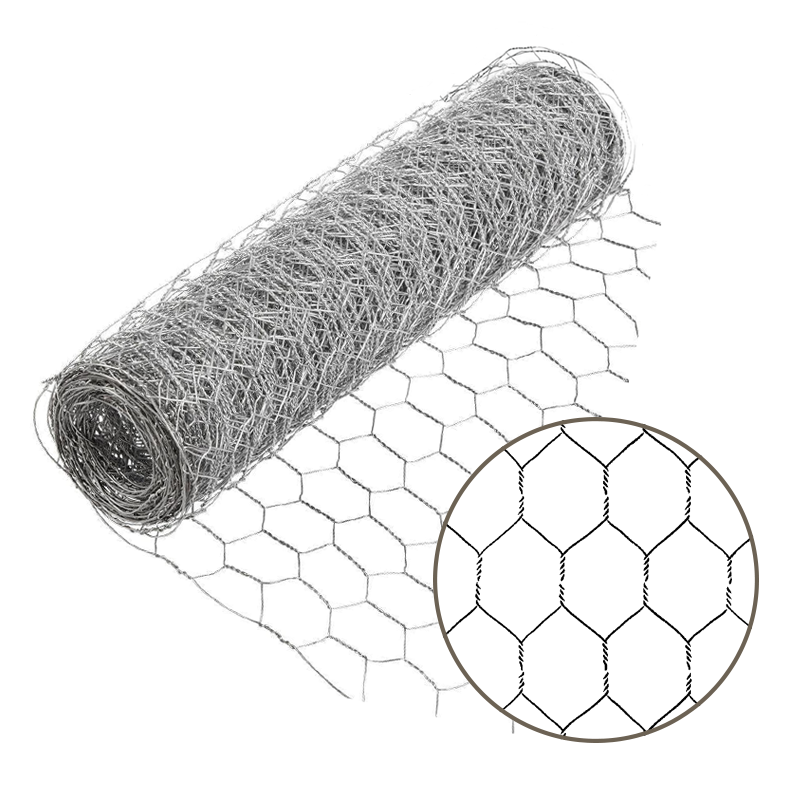 "Chicken Wire 1/2"" - 120cm"